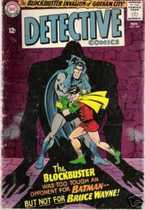 Batman - Detective Comics # 345