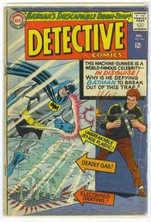 Batman - Detective Comics # 346