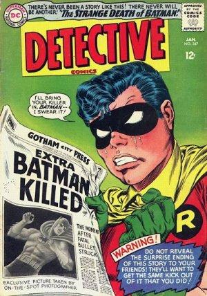 Batman - Detective Comics # 347