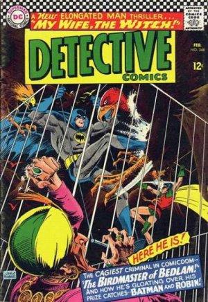 Batman - Detective Comics # 348