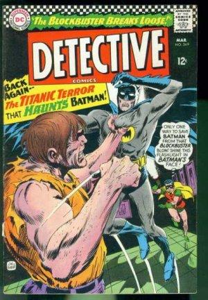 Batman - Detective Comics # 349