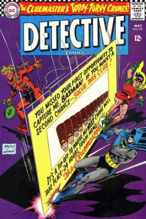Batman - Detective Comics # 351