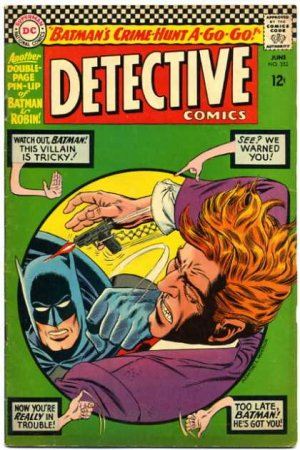 Batman - Detective Comics # 352