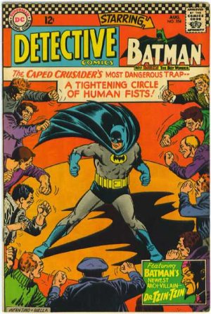 Batman - Detective Comics # 354