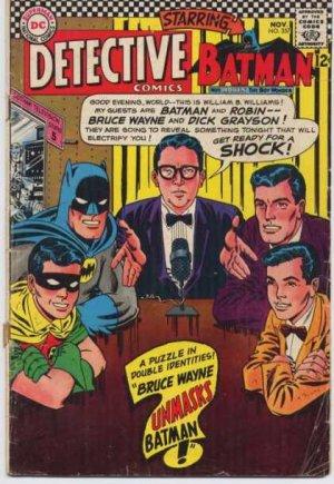 Batman - Detective Comics # 357