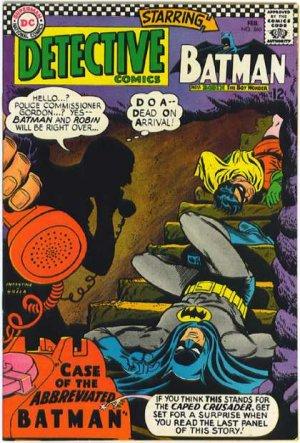 Batman - Detective Comics # 360