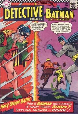 Batman - Detective Comics # 361