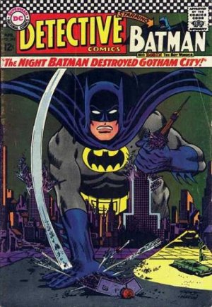 Batman - Detective Comics # 362