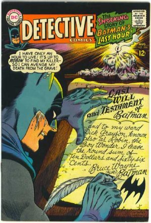 Batman - Detective Comics # 366