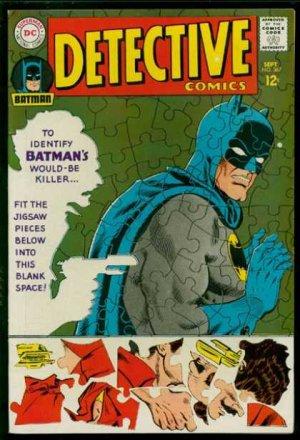Batman - Detective Comics # 367
