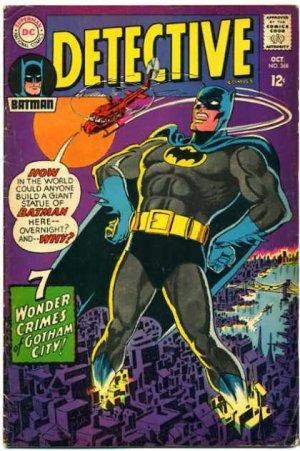 Batman - Detective Comics # 368