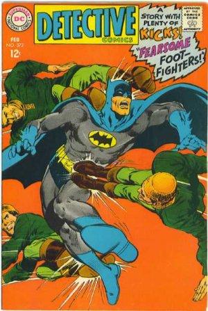 Batman - Detective Comics # 372