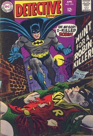 Batman - Detective Comics # 374