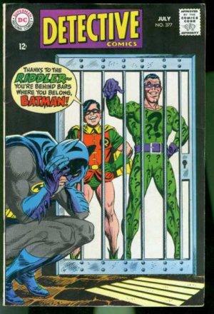 Batman - Detective Comics # 377
