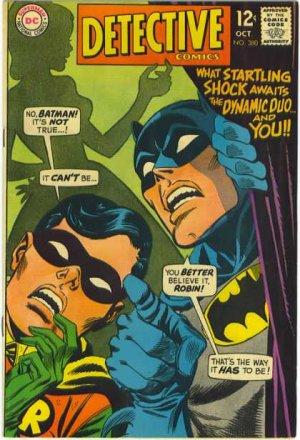Batman - Detective Comics # 380