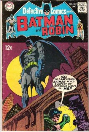 Batman - Detective Comics # 382