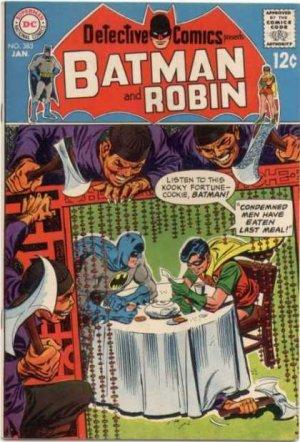 Batman - Detective Comics # 383