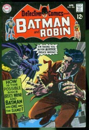Batman - Detective Comics # 386