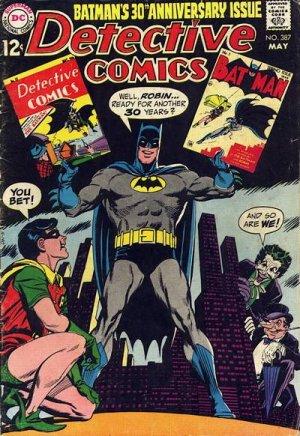 Batman - Detective Comics # 387