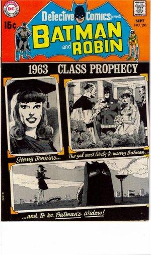 Batman - Detective Comics # 391