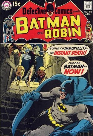 Batman - Detective Comics # 395 Issues V1 (1937 - 2011)