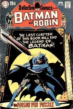 Batman - Detective Comics # 398