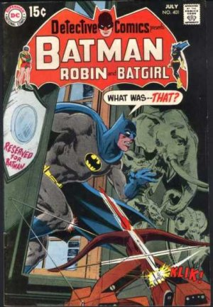 Batman - Detective Comics # 401 Issues V1 (1937 - 2011)