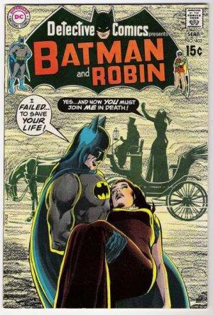 Batman - Detective Comics # 403