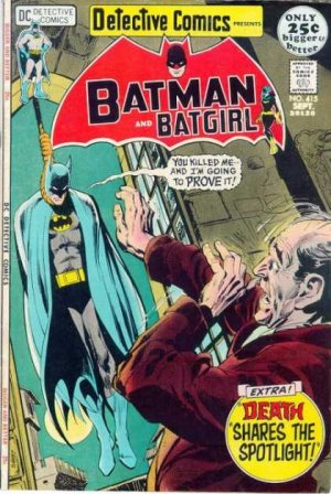 Batman - Detective Comics # 415 Issues V1 (1937 - 2011)
