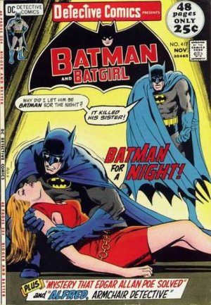 Batman - Detective Comics # 417 Issues V1 (1937 - 2011)