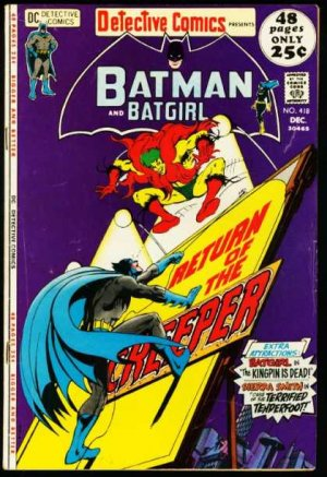 Batman - Detective Comics # 418 Issues V1 (1937 - 2011)
