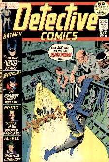 Batman - Detective Comics # 421 Issues V1 (1937 - 2011)
