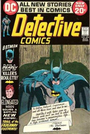 Batman - Detective Comics # 426