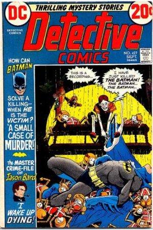 Batman - Detective Comics # 427