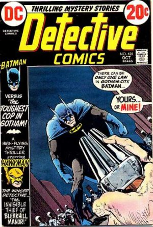 Batman - Detective Comics # 428