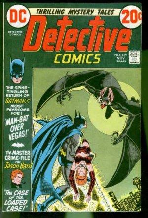 Batman - Detective Comics # 429