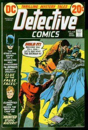 Batman - Detective Comics # 430