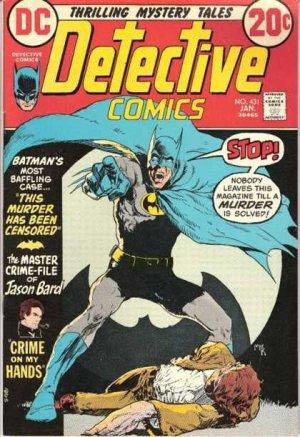 Batman - Detective Comics # 431