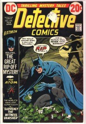 Batman - Detective Comics # 432
