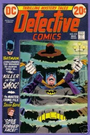 Batman - Detective Comics # 433