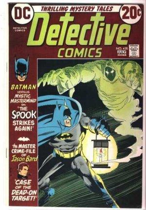 Batman - Detective Comics # 435