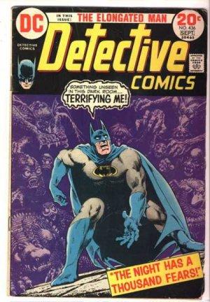 Batman - Detective Comics # 436