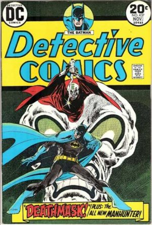 Batman - Detective Comics # 437 Issues V1 (1937 - 2011)