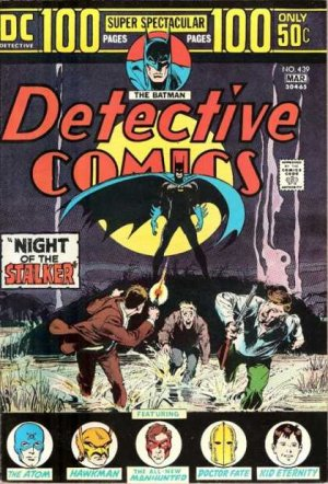 Batman - Detective Comics # 439 Issues V1 (1937 - 2011)