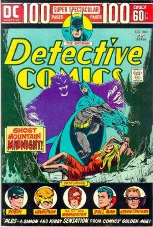 Batman - Detective Comics # 440 Issues V1 (1937 - 2011)