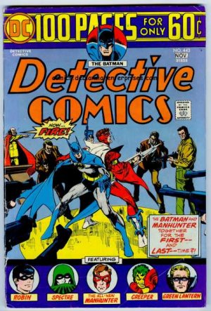 Batman - Detective Comics # 443 Issues V1 (1937 - 2011)