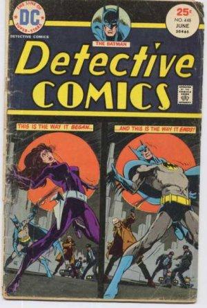 Batman - Detective Comics # 448 Issues V1 (1937 - 2011)
