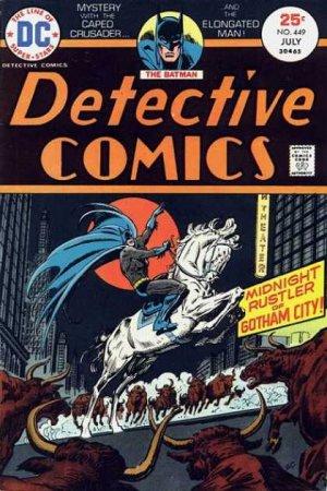 Batman - Detective Comics # 449