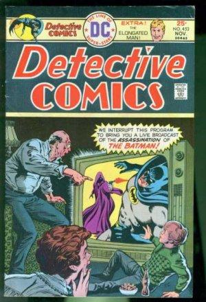 Batman - Detective Comics # 453