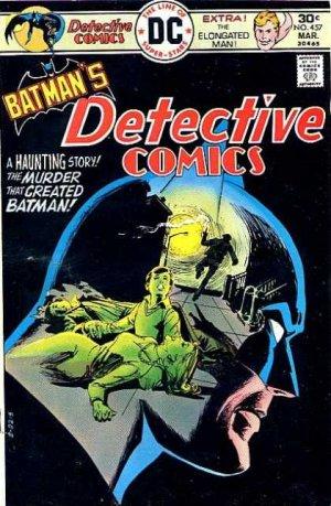 Batman - Detective Comics # 457